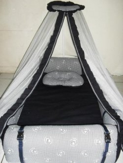 Sold Item Box Bayi Bed Portable Dialogue Baby